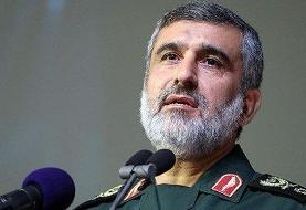 سردار حاجیزاده: جزء پنج کشور برتر دنیا در حوزه پهپاد هستیم