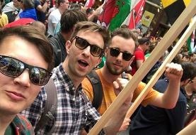 Young people at the forefront of Welsh independence movement