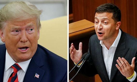 فشار دموکراتها برای بررسی مکالمات ترامپ و زلنسکی؛ ترامپ تکذیب کرد