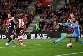 Premier League: Southampton 1-3 Bournemouth
