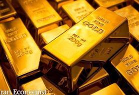 قیمت هر اونس طلا به ۱۵۱۶ دلار و ۹۰ سنت رسید