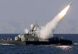 رزمایش مشترک دریایی ایران، روسیه و چین در دریای عمان