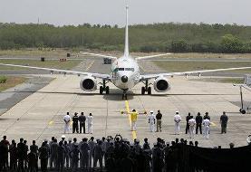 فرود اضطراری هواپیمای مسافربری در فرودگاه مشهد موفقیتآمیز بود