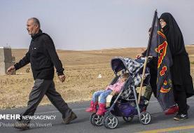 جزئیات خدمات رسانی شهرداری تهران در مراسم پیاده روی اربعین
