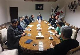 نشست هیئت اجرایی کمیته ملی المپیک برگزار شد