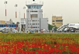 نشست هواپیمای شیراز در مشهد، اضطراری نبود/ چرخها قبل فرود باز شد