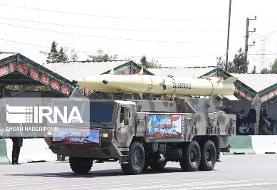 تجهیزات رزم زمینی نیروهای مسلح نمایش داده شدند