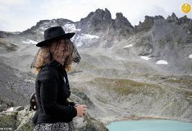 (تصاویر) مراسم سوگواری برای یخچال آب شده!