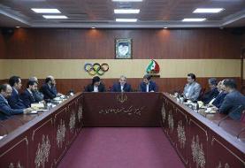 اولین نشست ستاد فرهنگی المپیک توکیو برگزار شد