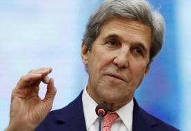 کری: عامل اصلی تنشها جنگاقتصادی واشنگتن است
