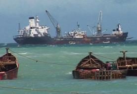 آزادی ملوان ایرانی پس از چهار سال اسارت توسط دزدان دریایی سومالی