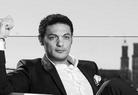 بازیگر مصری علیه السیسی