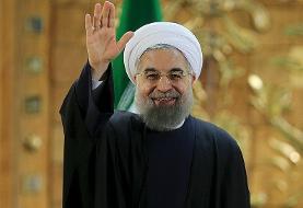 رئیس جمهور ایران زنگ سال تحصیلی جدید را نواخت