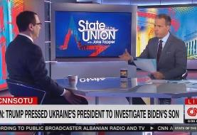 Tapper Corners Mnuchin: Wouldn't You Find it Inappropriate if Obama Asked Ukraine to Investigate ...