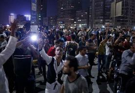 Egyptian police, anti-Sisi protesters clash for second night in Suez