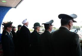 روحانی: از خطاهای همسایگان میگذریم و دست رفاقت دراز میکنیم