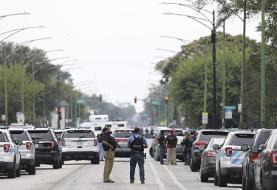 The Latest: Man suspected of shooting Chicago cop captured