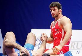 یزدانی نخستین طلایی ایران در مسابقات جهانی/ طلسم بی طلایی ایرانیها شکست