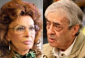 پیام بازیگر زن سرشناس ایتالیایی برای شاعر ایرانی