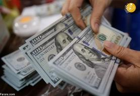 دلالهای خیابان فردوسی: دلار زیر قیمت صرافی ملی میفروشیم