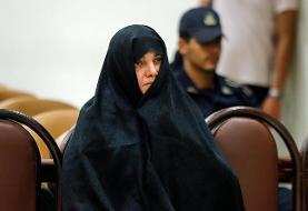 (تصاویر) دومین جلسه دادگاه شبنم نعمتزاده