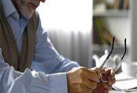 مشکلات مالی انسان را پیر می&#۸۲۰۴;کند