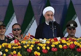 اعلام طرح حفظ امنیت خلیج فارس از سوی روحانی؛ تیتر رسانههای عربی