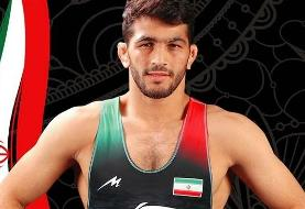 World Wrestling Championships: Iran's Yazdani claims gold