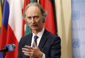 UN envoy arrives in Syria ahead of talks