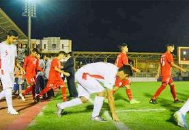 فوتبال زیر۱۶سال آسیا؛ صعود مقتدرانه ایران به مرحله نهایی با ۹ امتیاز