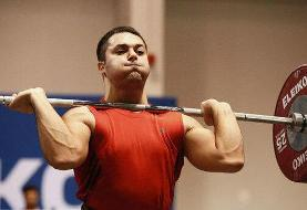 Iranian female weightlifter ranked 16th in World Championships