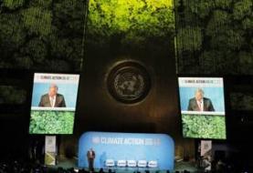 گرمایش زمین؛ حضور سرزده ترامپ در نشست فوقالعاده سازمان ملل