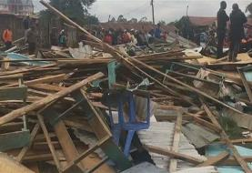 At least 7 children dead after school collapse in Nairobi