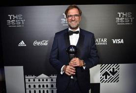 مراسم بهترینهای فیفا/ کلوپ بهترین مربی سال جهان شد+عکس