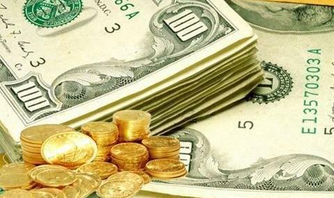 ثبات در بازار ارز و کاهش قیمت سکه و طلا