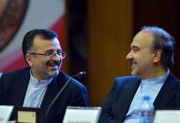 وزیر ورزش و جوانان حکم ریاست محمدرضا داورزنی را امضا کرد