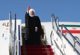 «روحانی» فردا برای سخنرانی در مجمع عمومی سازمان ملل به «نیویورک» سفر میکند