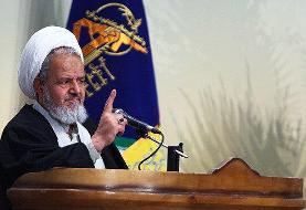 رئیس عقیدتی سیاسی فرماندهی کل قوا: باید دستاندکاران فتنه ۲۵ آبان مشخص شوند/ دشمن میخواهد ایران ...