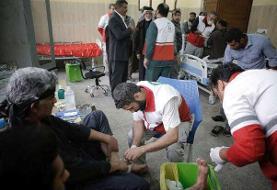 خدمات درمانی برای ۱۸۵ هزار زائر در درمانگاههای هلال احمر در عراق