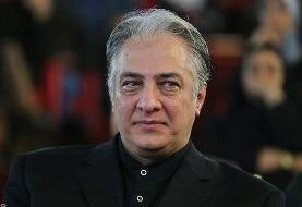 ایرج نوذری بازیگر «سبز، سفید، قرمز»