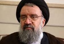 احمدخاتمی: آنها که غیرت دارند در پی مذاکره با آمریکا نخواهند بود
