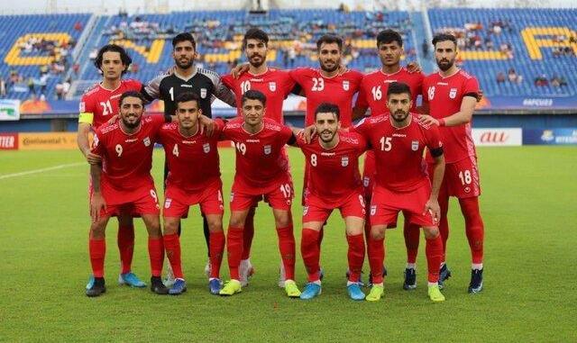 ترکیب تیم ملی امید برای دیدار با چین