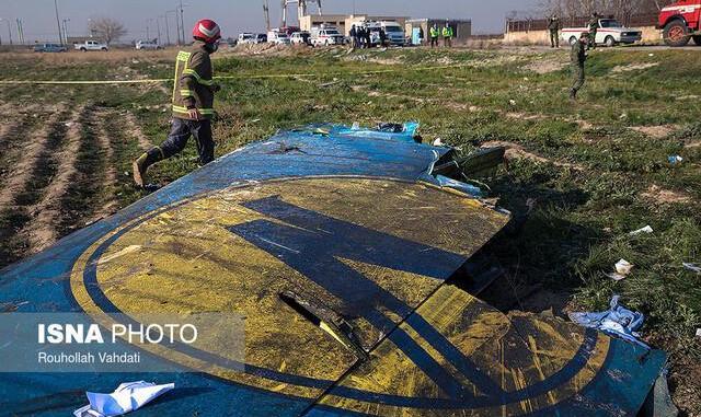 مقصد جعبه سیاه هواپیمای اوکراینی کجاست؟