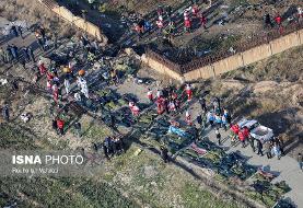 گزارش هولناک از لحظات اولیه سقوط هواپیما | فکر کردیم میشه کسی را نجات ...