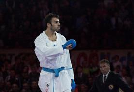 عسگری پنجمین فینالیست ایران در کاراته وان شیلی