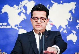 واکنش ایران به ادعای آمریکا درباره پیشنهاد به ایران خصوص ویروس کرونا