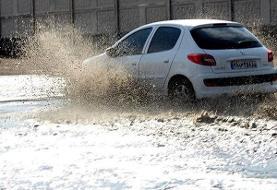 بارش در ۱۴۵ نقطه سیستان و بلوچستان / ۹۴ ایستگاه بیش از ۵۰ میلی متر باران ثبت کردند