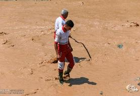امدادرسانی به بیش از ۳ هزار و ۴۰۰ نفر از سیل زدگان سیستان