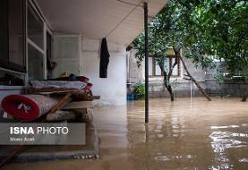 امدادرسانی به ۲۴ روستای درگیر سیل/دو کشته و مفقود تا این لحظه