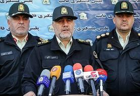 سردار رحیمی: در تجمعات دیرو، پلیس تیراندازی نکرد